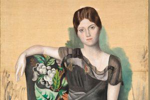 Portrait-d'Olga-Picasso